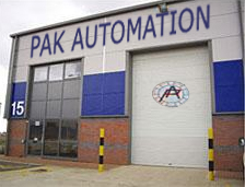 PAK Automation UK