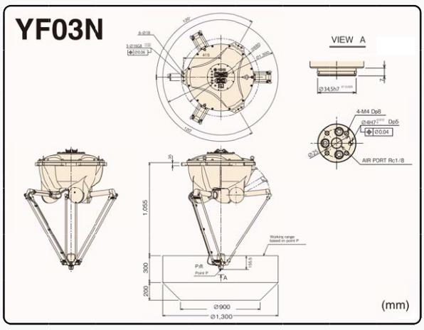 YF03N-Diagram